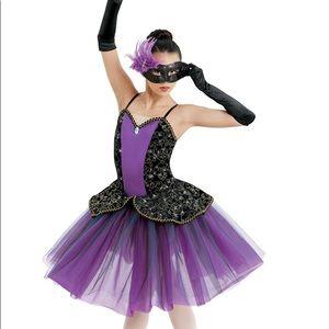 Weissman 503, style 10882, Purple, Size LC (14)